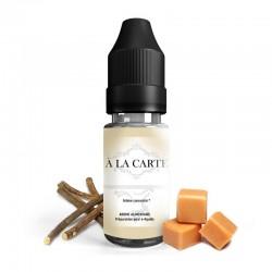 Arôme Caramel Réglisse - À la carte pas cher