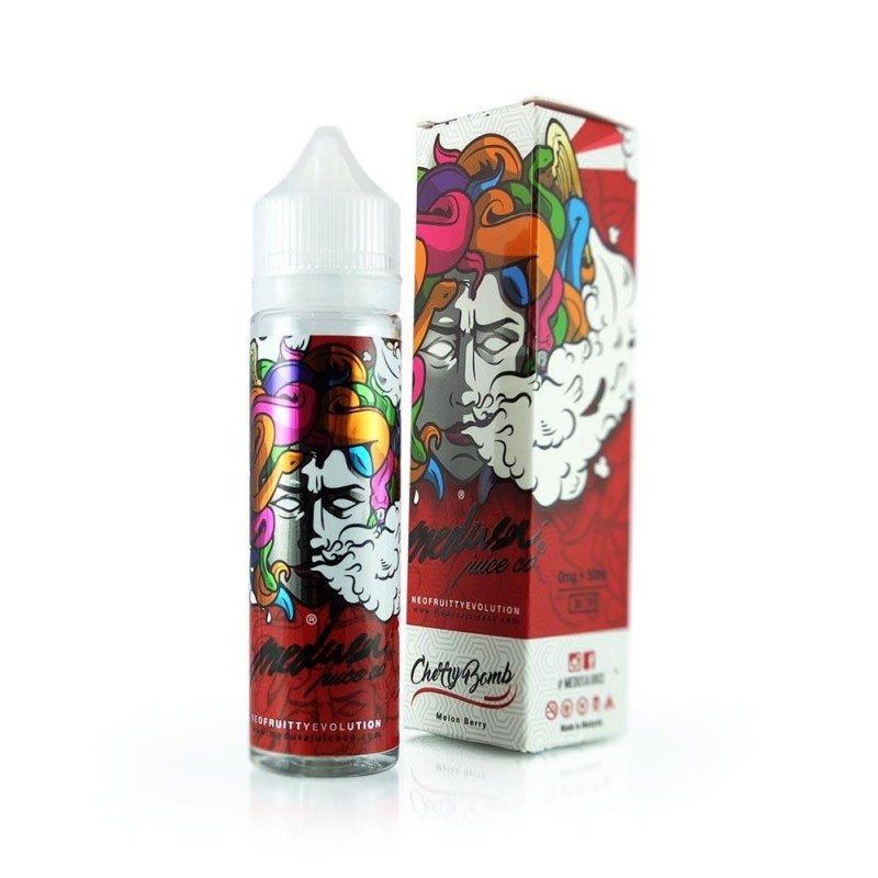 Cherry Bomb - 50 ml - Medusa Juice pas cher