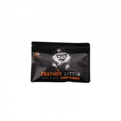 Feather Organic Cotton - Geek Vape pas cher