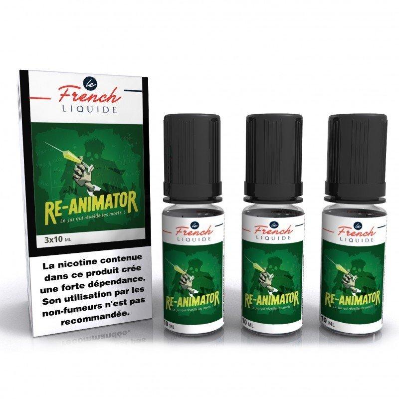 Re-Animator - 30 ml - Le French Liquide pas cher