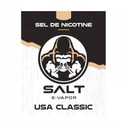 Usa Classic - Sel de Nicotine - Le French Liquide pas cher