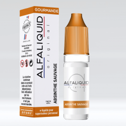 Absinthe Sauvage - Alfaliquid pas cher