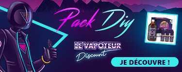 Pack DIY - Le vapoteur-discount
